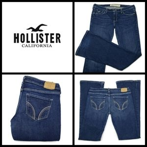 Hollister Bootcut jeans, size 5R, stretch material